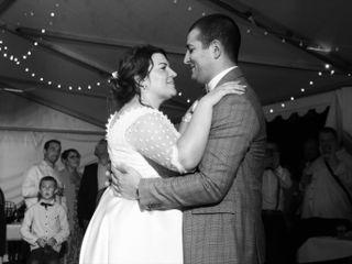 Le mariage de Joanna et  Etienne
