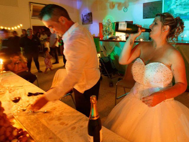 Le mariage de Nicolas et Lola à Alzon, Gard 5