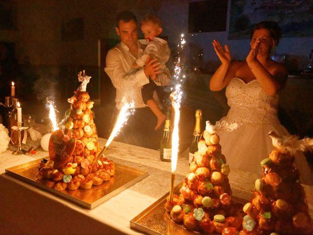 Le mariage de Nicolas et Lola à Alzon, Gard 6