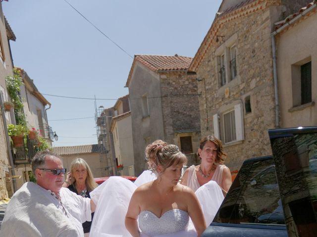 Le mariage de Nicolas et Lola à Alzon, Gard 29