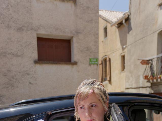 Le mariage de Nicolas et Lola à Alzon, Gard 30