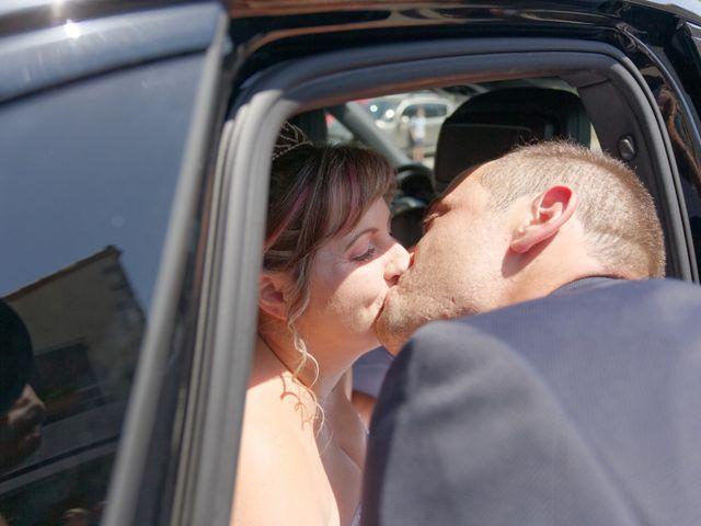 Le mariage de Nicolas et Lola à Alzon, Gard 36