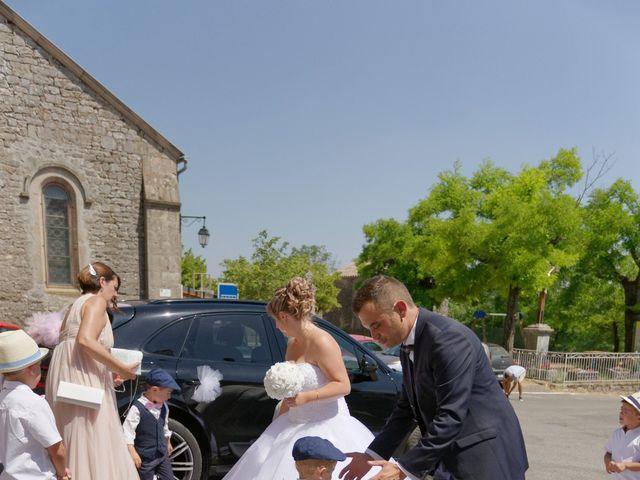 Le mariage de Nicolas et Lola à Alzon, Gard 38