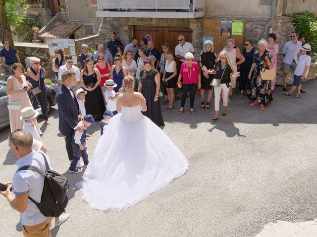 Le mariage de Nicolas et Lola à Alzon, Gard 40