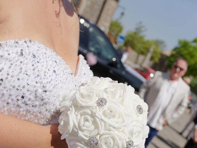 Le mariage de Nicolas et Lola à Alzon, Gard 41