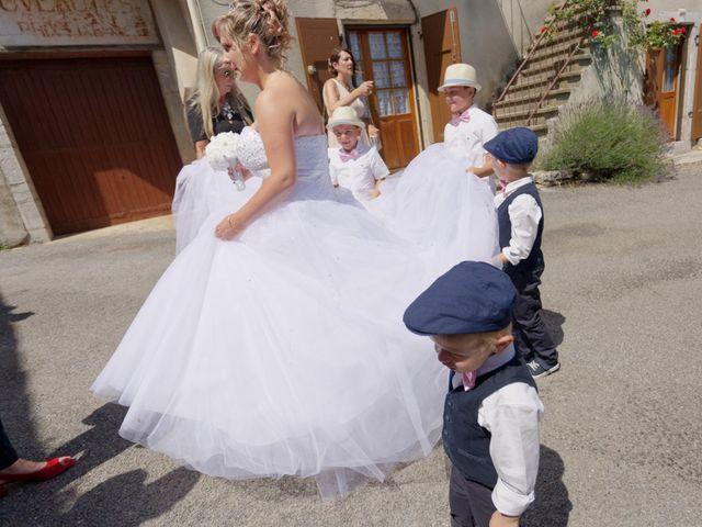 Le mariage de Nicolas et Lola à Alzon, Gard 43