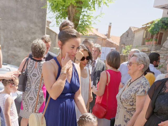 Le mariage de Nicolas et Lola à Alzon, Gard 44