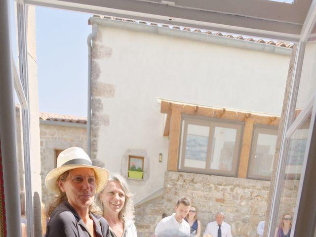 Le mariage de Nicolas et Lola à Alzon, Gard 46