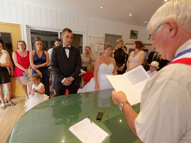 Le mariage de Nicolas et Lola à Alzon, Gard 47