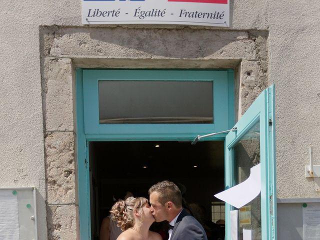 Le mariage de Nicolas et Lola à Alzon, Gard 48