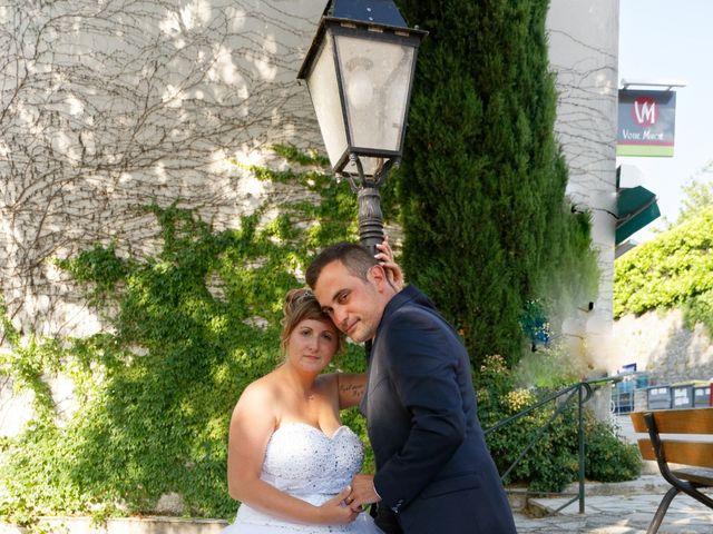 Le mariage de Nicolas et Lola à Alzon, Gard 49