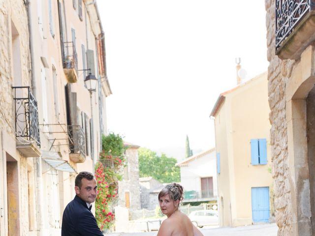 Le mariage de Nicolas et Lola à Alzon, Gard 50