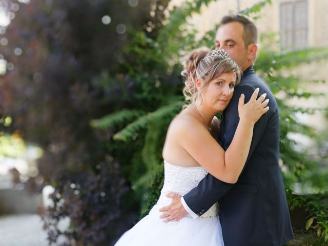Le mariage de Nicolas et Lola à Alzon, Gard 53