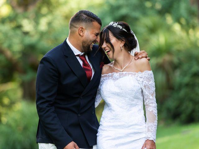 Le mariage de Sophia et Yaacoub