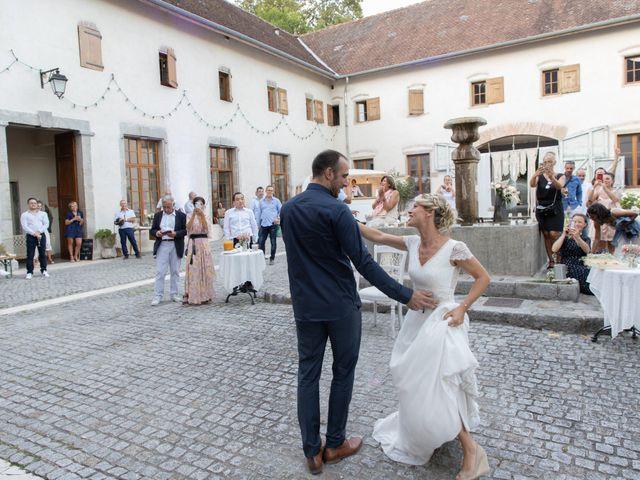 Le mariage de Laure et Johan