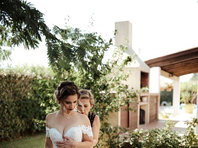 Le mariage de Yannick et Allison à Garons, Gard 3