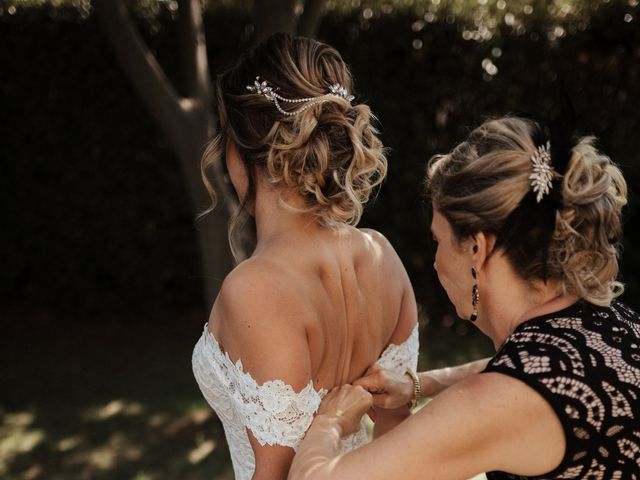 Le mariage de Yannick et Allison à Garons, Gard 5