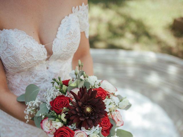 Le mariage de Yannick et Allison à Garons, Gard 7