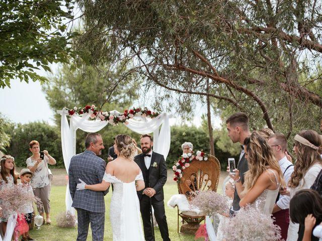 Le mariage de Yannick et Allison à Garons, Gard 21