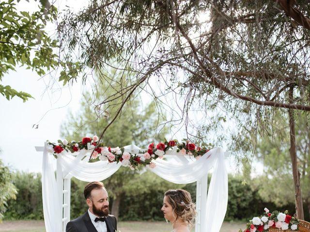 Le mariage de Yannick et Allison à Garons, Gard 22