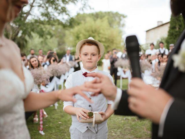 Le mariage de Yannick et Allison à Garons, Gard 23