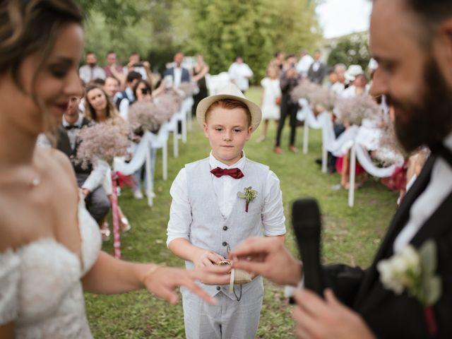 Le mariage de Yannick et Allison à Garons, Gard 24