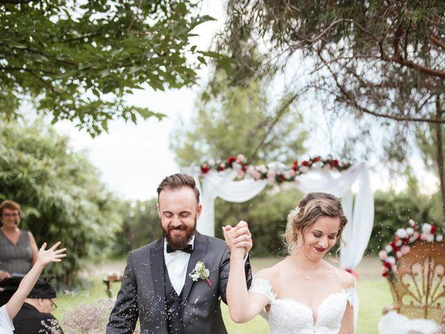 Le mariage de Yannick et Allison à Garons, Gard 25