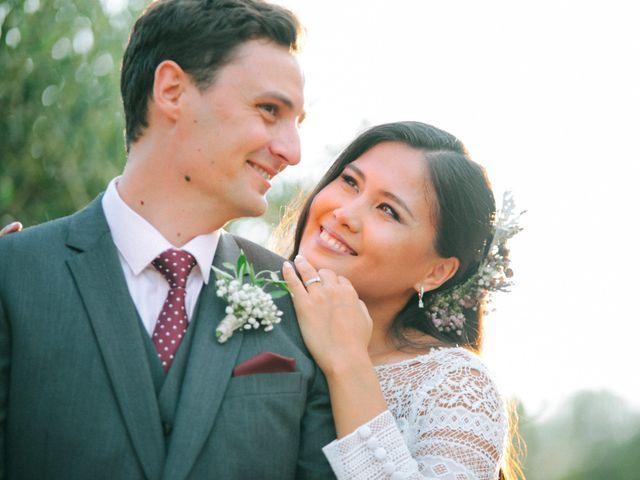 Le mariage de Assel et Mathieu