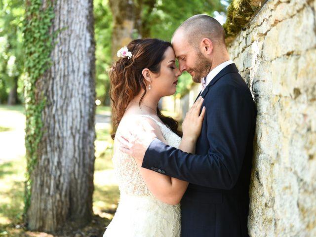 Le mariage de Nicolas et Sarah à Pont-de-Pany, Côte d'Or 19