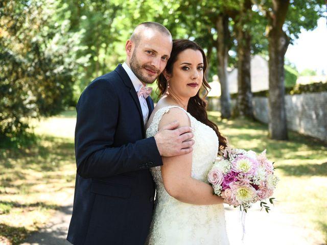Le mariage de Nicolas et Sarah à Pont-de-Pany, Côte d'Or 20