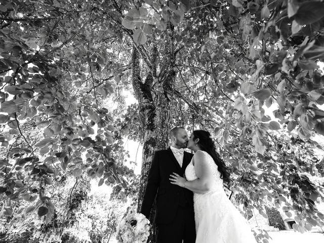Le mariage de Nicolas et Sarah à Pont-de-Pany, Côte d'Or 26