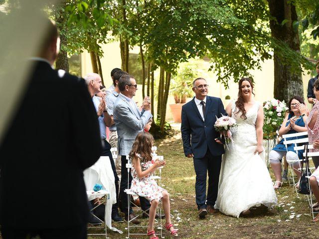 Le mariage de Nicolas et Sarah à Pont-de-Pany, Côte d'Or 40