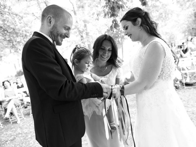 Le mariage de Nicolas et Sarah à Pont-de-Pany, Côte d'Or 54