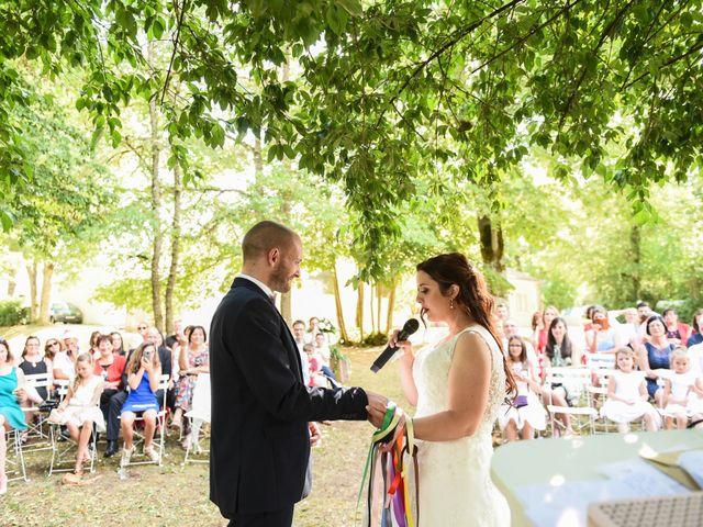 Le mariage de Nicolas et Sarah à Pont-de-Pany, Côte d'Or 55