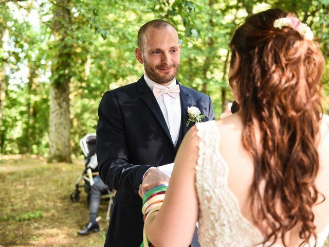 Le mariage de Nicolas et Sarah à Pont-de-Pany, Côte d'Or 56