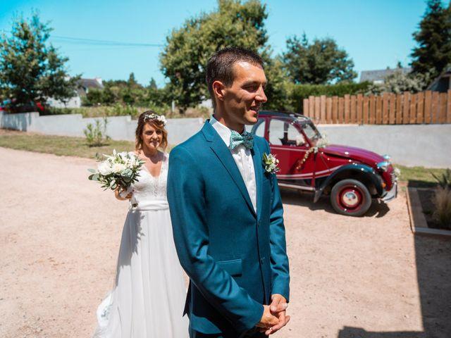 Le mariage de Guillaume et Céline à Locoal-Mendon, Morbihan 12