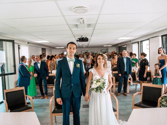 Le mariage de Guillaume et Céline à Locoal-Mendon, Morbihan 21