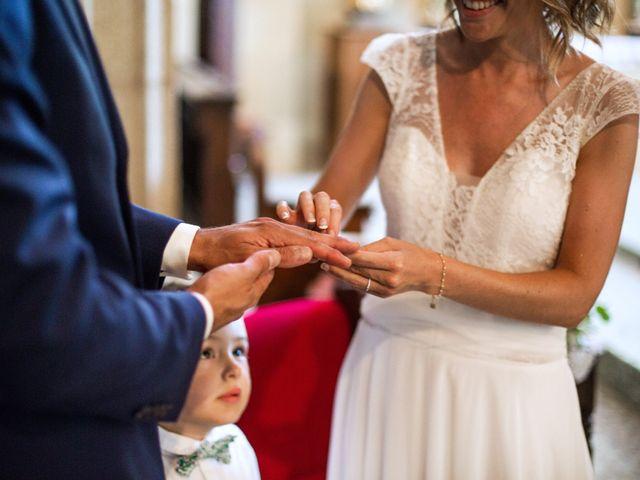 Le mariage de Guillaume et Céline à Locoal-Mendon, Morbihan 25