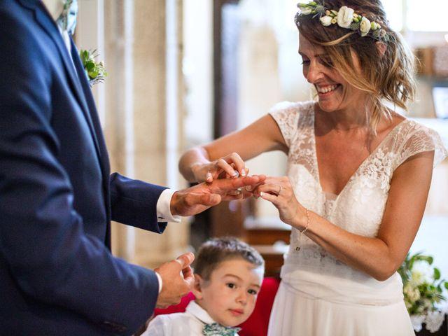 Le mariage de Guillaume et Céline à Locoal-Mendon, Morbihan 26