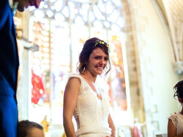 Le mariage de Guillaume et Céline à Locoal-Mendon, Morbihan 27