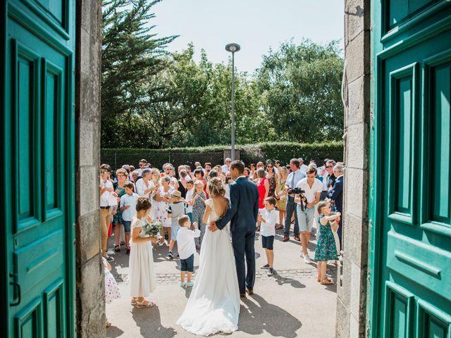 Le mariage de Guillaume et Céline à Locoal-Mendon, Morbihan 31