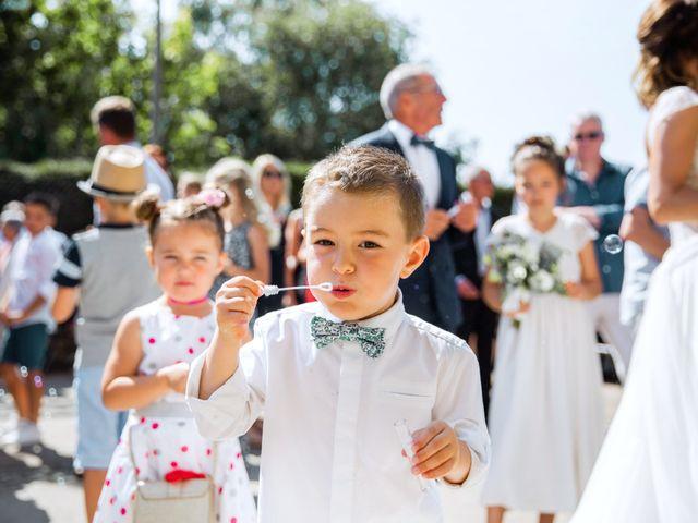 Le mariage de Guillaume et Céline à Locoal-Mendon, Morbihan 32
