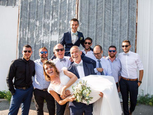 Le mariage de Guillaume et Céline à Locoal-Mendon, Morbihan 33