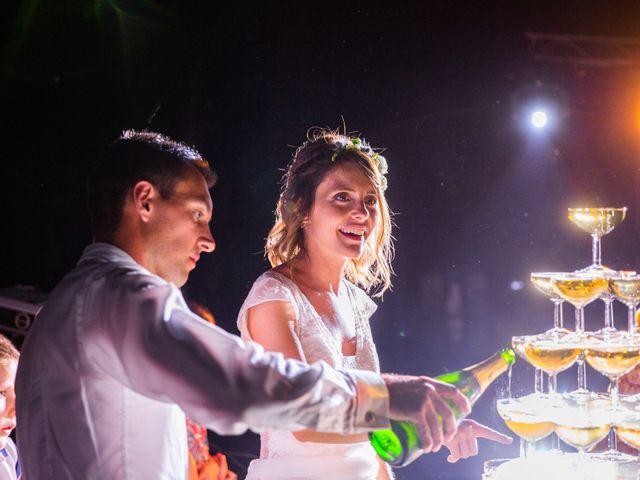 Le mariage de Guillaume et Céline à Locoal-Mendon, Morbihan 37
