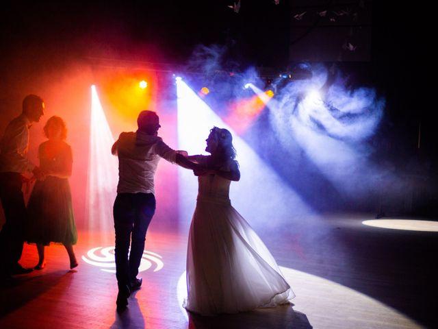 Le mariage de Guillaume et Céline à Locoal-Mendon, Morbihan 41