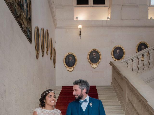 Le mariage de Fabrice et Tiphaine à Bourges, Cher 14