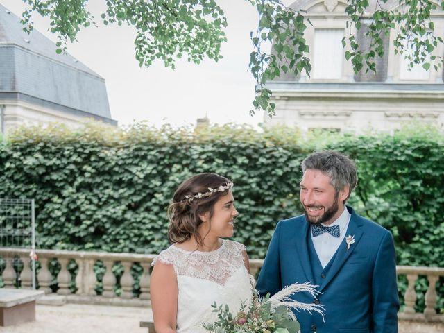 Le mariage de Fabrice et Tiphaine à Bourges, Cher 18