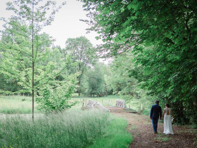Le mariage de Fabrice et Tiphaine à Bourges, Cher 21