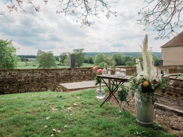 Le mariage de Fabrice et Tiphaine à Bourges, Cher 35
