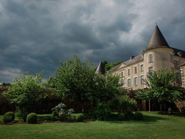 Le mariage de Fabrice et Tiphaine à Bourges, Cher 36